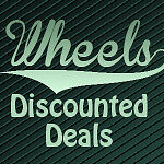 Wheel's Discounted Deals