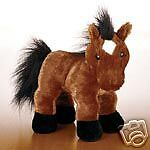 Webkinz BROWN ARABIAN Horse~New With UNUSED Sealed Code~FAST FREE $0 SHIPPPING
