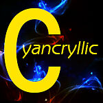 cyancryllic