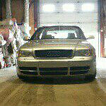 2000 Audi S4 Stage 1 94xxx km Excellent Condition