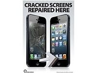 Iphone 6 5 4 IPad Ipod Samsung Nokia Htc sony lg broken screen repairs fix