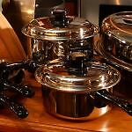 KITCHEN CRAFT COOKWARE - home show product $1,500