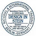Design in Stein GmbH