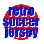 Retro Soccer Jersey
