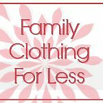 Family Clothing For Less