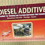 GREAT DEAL ON NEW DIESEL ADDITIVE