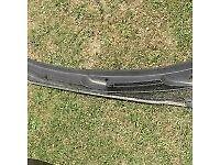 Left hand drive Europe type wiper bonnet cover guard vectra c signum 2003 - 2008 LHD