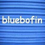 bluebofin