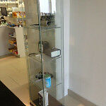 ,mannequin,cash register,showcase,shelving,clothing rack,mirrors City of Toronto Toronto (GTA) image 7