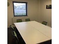 Serviced office to rent for 3-4 desk at Ipswich, Ransomes Europark