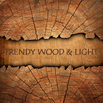 Trendy Wood & Light