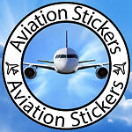 Aviation Stickers