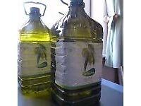Serie Premium Genioliva Olive Pomace Oil 5Litre bottle ( 10 bottles available price for 1 bottle)