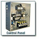 30 Hp Phase Converter Control Panel 230vac Cnc Pump Edm Made In Usa Rp30