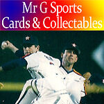 Mr G Sports Cards and Collectables