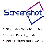 Screenshot - SEO, SEM & Marketing