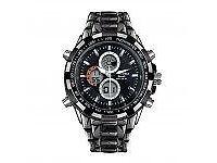 Globenfeld Sports Shark Grey Mens Chronograph Quartz New Watch
