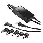 Insignia Universal 90W Slim Laptop Charger (NS-PWLC593-C)