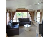 COSALT STUDIO XTRA LUXURY STATIC CARAVAN FOR SALE