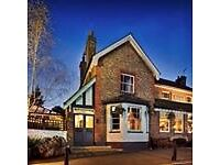 HEAD CHEF - AWARD WINNING GASTROPUB THE VICTORIA, SW14 -RICHMOND PARK