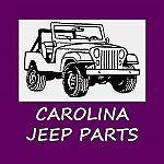 Carolina Jeep Parts