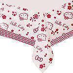 Hello Kitty Table Cloth