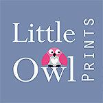 Little Owl Prints