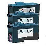Lexmark Ink Cartridge 82 83