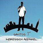 Santos 1st Impression Apparel