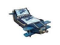 new modern aeroplane bed