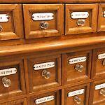 Anagram's Cabinet