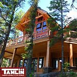 Tamlin Homes is An Industry Leader in Timber Frame Manufactuing