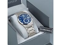 Globenfield Masterpiece Wrist Watch