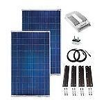 500 Watt RV Solar Kit