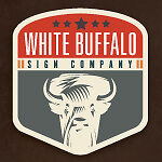 White Buffalo Sign Company
