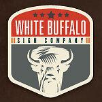 White Buffalo Sign Company