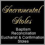 sacramentalstoles