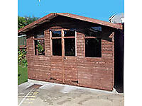 Ex-display summerhouse for sale