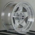 15 inch American Racing Wheels