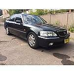1999 Honda Legend 4 SP Auto 3.5L Sedan Homebush West Strathfield Area Preview