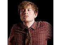 2 tickets For Stand Up Comedy In Islington incl James Acaster + Luisa Omielan + Joel Dommett