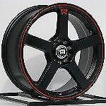 15 inch 5 Lug Wheels
