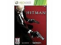 Hitman Absolution Xbox 360 UK PAL **PLAYABLE ON XBOX ONE**