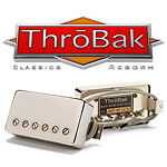 6 Pack ThroBak Vintage Choice Phosphor Bronze Acoustic Guitar Strings LT 12-54