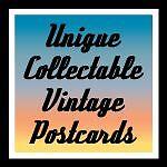 Jackie's Vintage Postcards