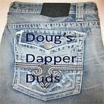 Doug s Dapper Duds _ Designer jeans