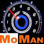 MOMAN - glow gauges, plasma tacho