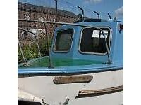 GRP RIVER CRUISER (QUICK SALE)