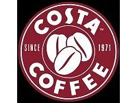 COSTA COFFEE: BRAND NEW STORE OPENING! ASSISTANT MANAGER, SUPERVISOR AND BARISTA POSTIONS