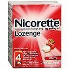 Nicorette Lozenges